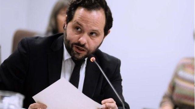 Diego Sanjuanbenito, en la comisión de investigación por BiciMAD