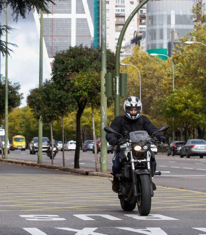 Nuevas restricciones para las motos