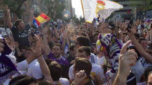 Los vecinos del Bernabéu, tan