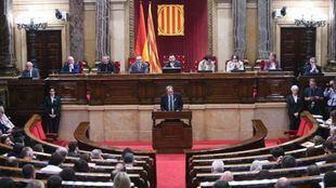Habrá otra votación: el Parlament rechaza investir a Torra