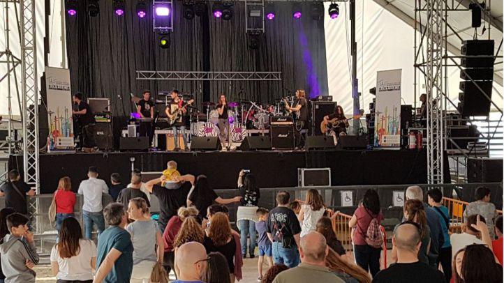 Siniestro Total, en el Festival Arrockyo en Vivo