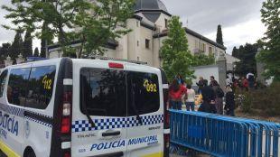 Dispositivo de seguridad de San Isidro 2018