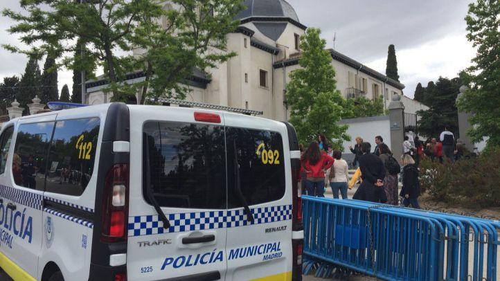 Seis detenidos por intento de robo en las fiestas de San Isidro