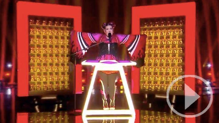 Netta (Israel) y su Toy ganan Eurovisión 2018