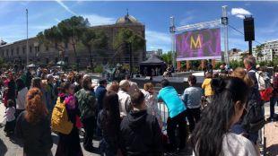 El Festival Flamenco Madrid, récord de personas bailando a la vez