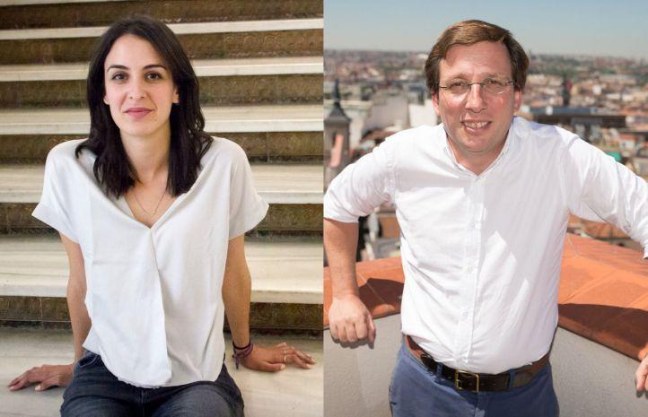 Maestre y Almeida, nuevo cara a cara en Onda Madrid