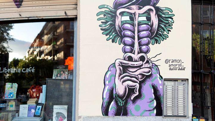 Lavapiés se apunta al muralismo