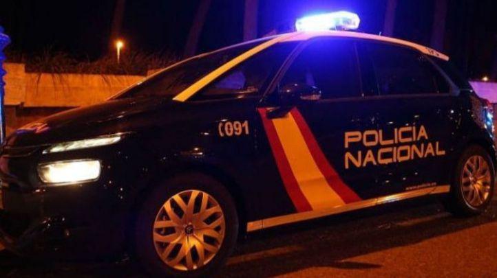 Madrugada de persecución policial por Madrid