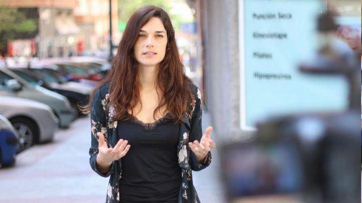 Clara Serra, diputada autonómica de Podemos y candidata de la lista de Errejón.