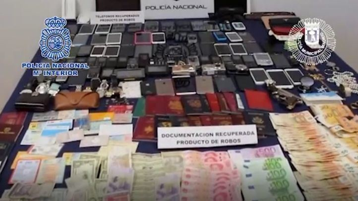 Más de 40 arrestados por prostituir a menores y obligarles a robar