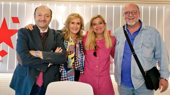 Mariola Vargas y Luis Miguel López Reillo, en Com.Permiso.