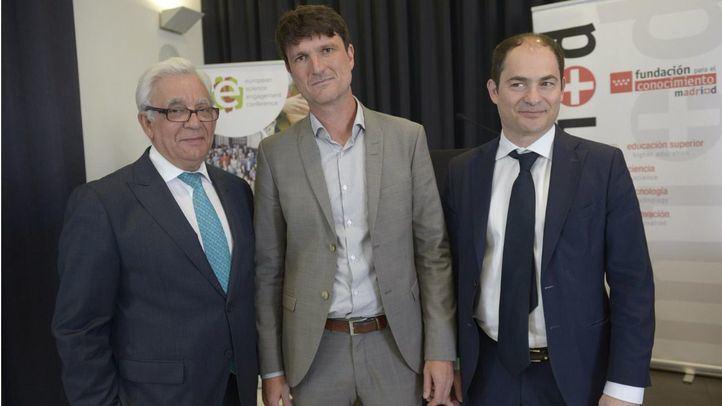 Madri+d cita a la ciencia y a la innovación internacional en la capital