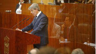 La sucesión 'cosmética' de Garrido cierra la tragedia en el PP