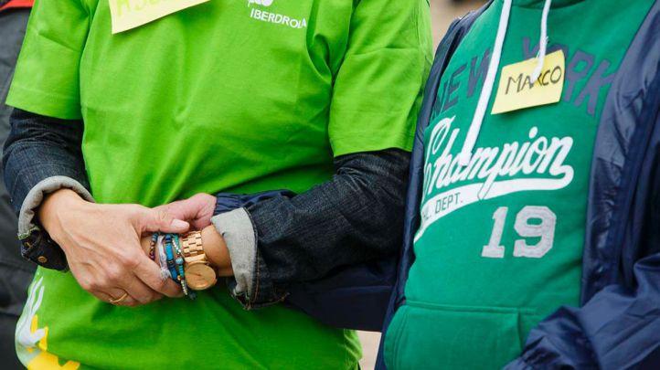 Iberdrola celebra su Día del Voluntariado en la Comunidad de Madrid