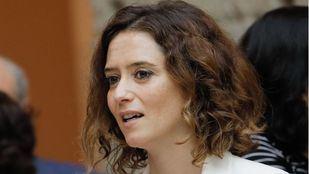 Isabel Díaz Ayuso, nueva portavoz del PP de Madrid