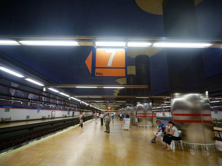 Terminadas las obras en la estación de San Blas