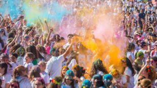 Más de 3.000 personas coloreadas por la igualdad