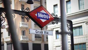 Tres estaciones de Metro cerrarán en agosto para retirar el amianto