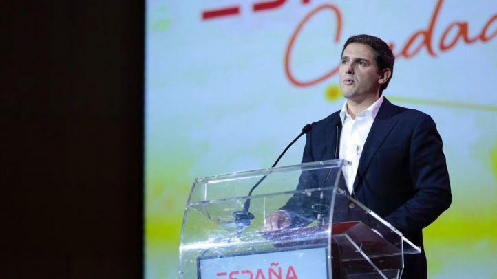 Cs lanza la plataforma civil España Ciudadana