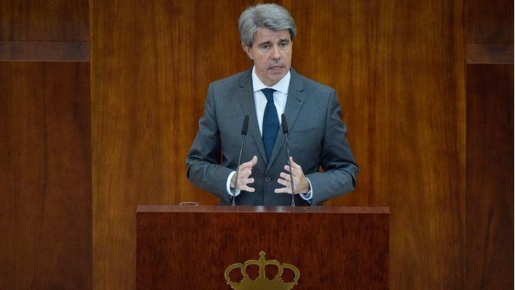 Garrido toma este lunes posesión como sexto presidente de la Comunidad