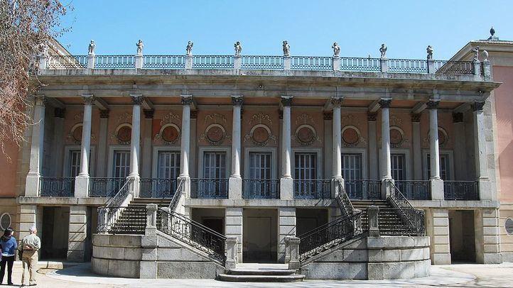 Imagen de archivo del Palacio de El Capricho.