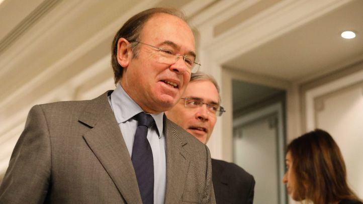 Pío García-Escudero, presidente del Senado y del PP de Madrid.