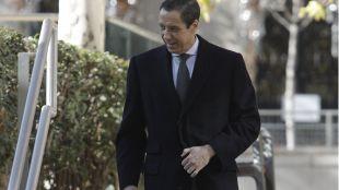 Eduardo Zaplana, detenido por blanqueo de capitales