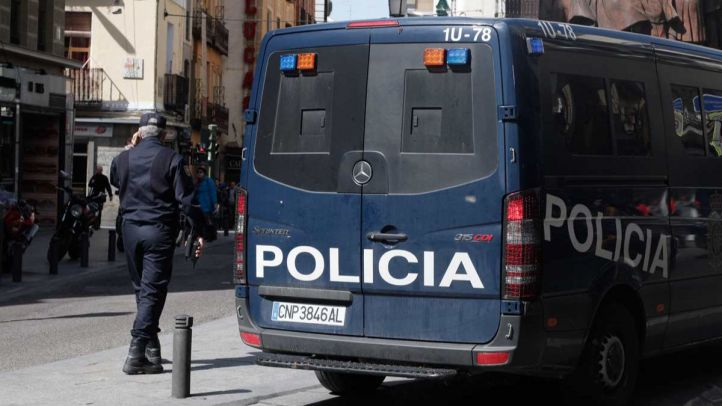 La Policía Nacional, en una imagen de archivo.