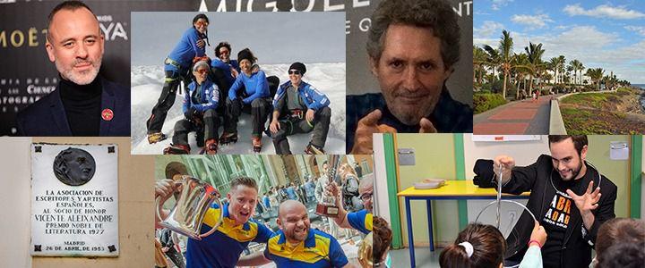 Miguel Ríos, el Reto Pelayo Vida, Javier Gutiérrez y la Fundación Abracadabra, entre los galardonados en los XVI Premios Madrid