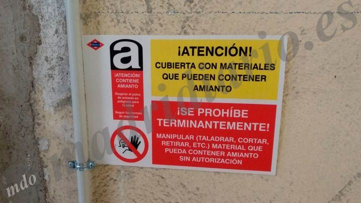 Metro localiza más piezas con amianto en trenes de la línea 1