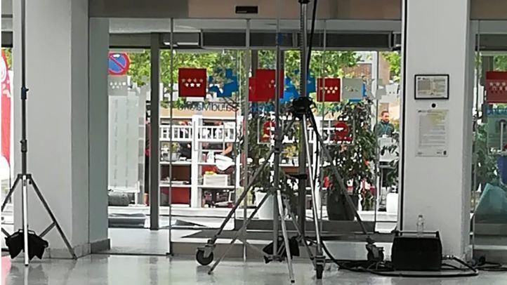 La cafetería del Puerta de Hierro, cerrada a los trabajadores y pacientes por la grabación de Masterchef.