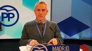 Ramón Regueiras, alcalde Hoyo de Manzanares.