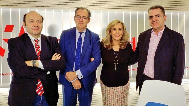 Enrique Ossorio y José Manuel Franco en Com.Permiso.