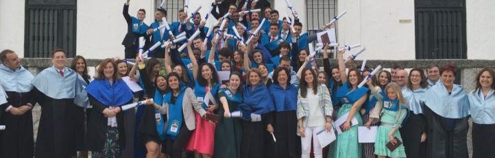 Una melódica graduación abre las puertas a una nueva etapa