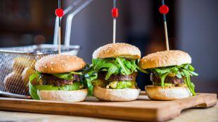 Dónde comer las mejores las hamburguesas, con o sin carne