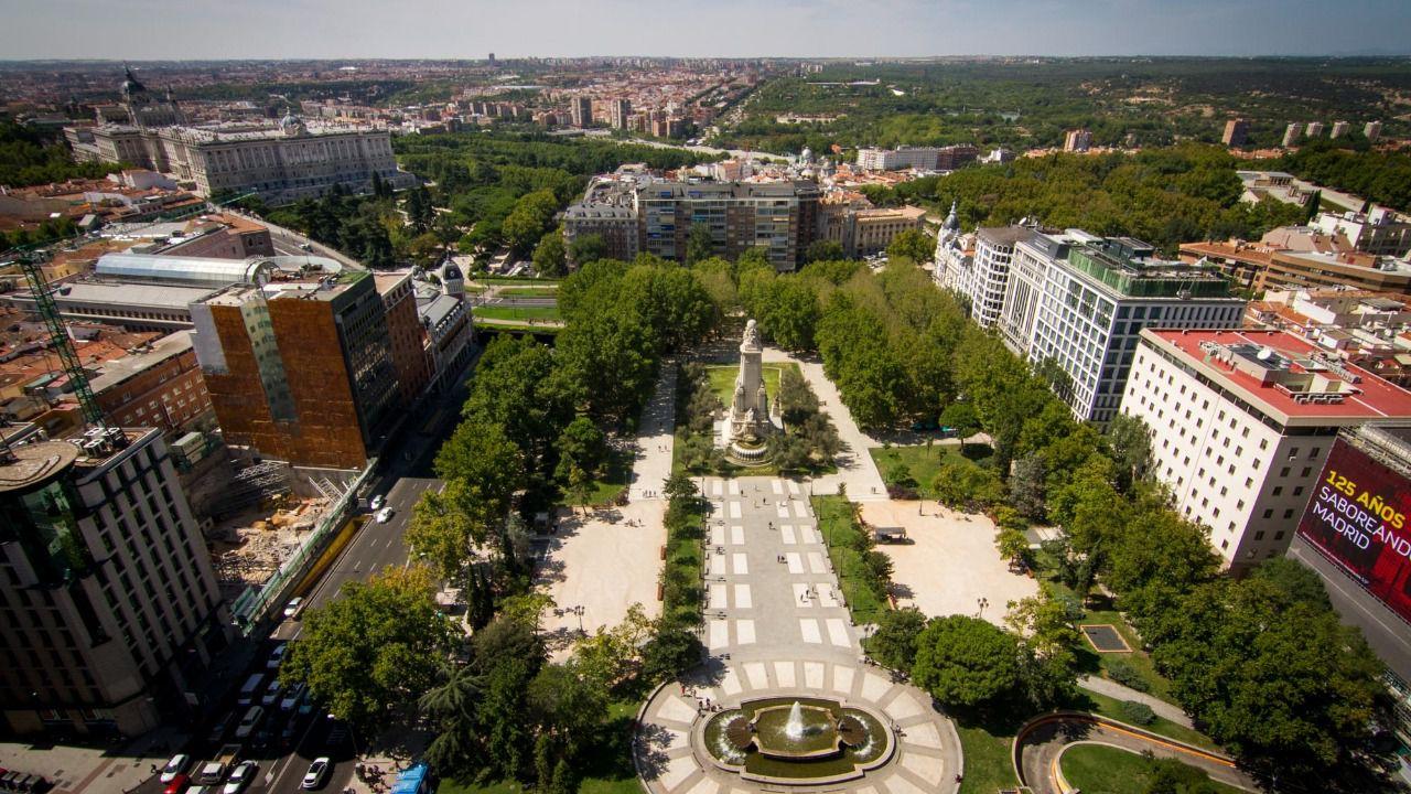 El Ayuntamiento De Madrid Licitara Las Obras De Plaza De Espana En