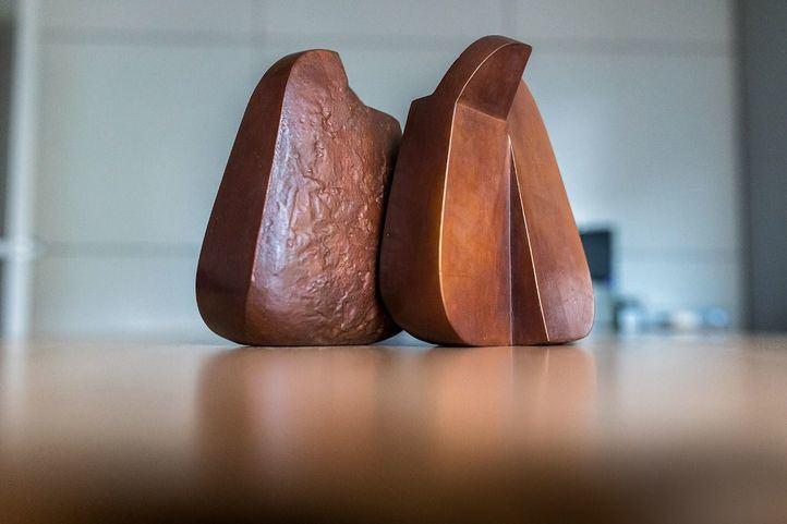 La obra de Utande, un reflejo de libertad y pureza