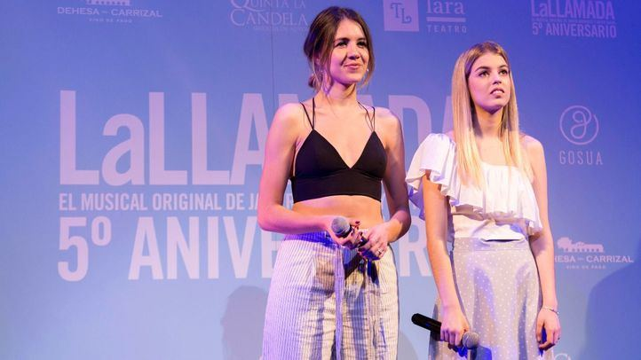 Andrea Guasch y Nerea Rodríguez se alternan como protagonistas.