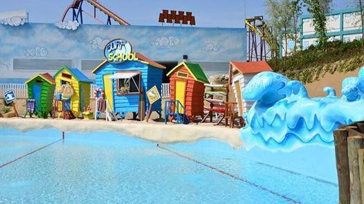 El Parque Warner Beach para 2018