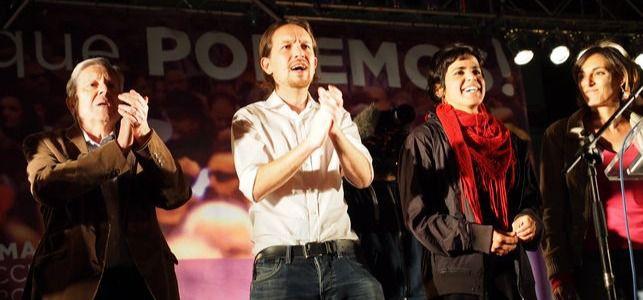 Lola Sánchez, única 'superviviente' del campanazo de Podemos en las europeas