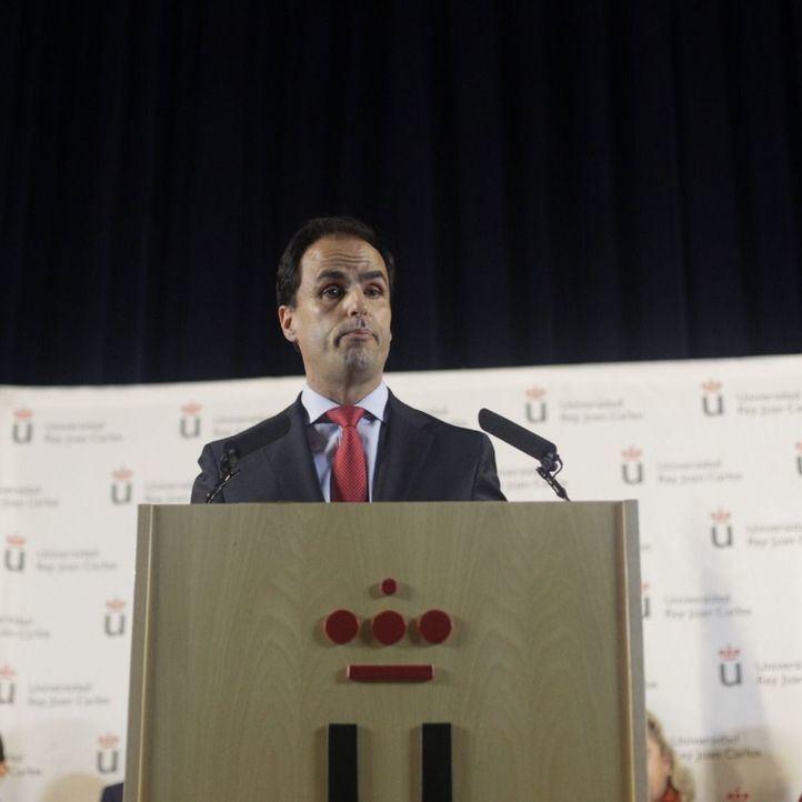 La URJC denuncia al Instituto del máster de Cifuentes