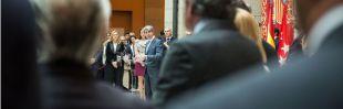 Vuelta al trabajo: Garrido pone fin a 65 días de crisis