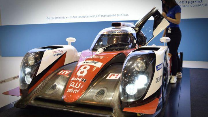 Más de 30 marcas y 120.000 visitantes: Ifema vive el motor