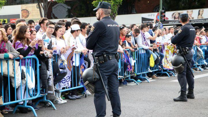 Así afectará al tráfico la Champions del Madrid