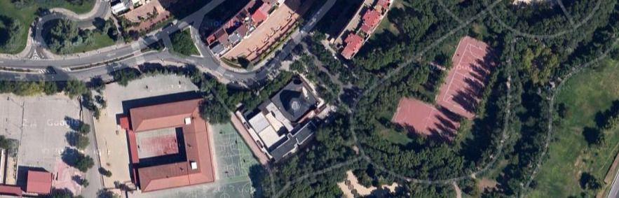 Un trozo de la capital de Italia en Madrid