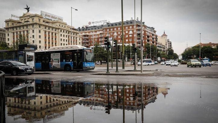 Las tormentas y las lluvias vuelven a Madrid