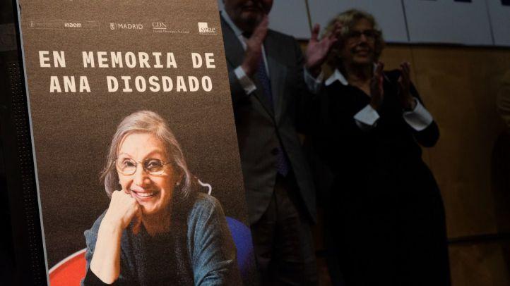 Ana Diosdado ya tiene plaza en Madrid