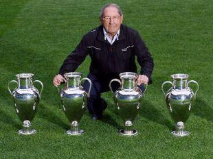 Las otras tres Champions seguidas del Real Madrid