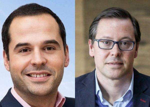 Aguado y Serrano, debate de portavoces en Onda Madrid