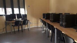 El distrito dispone dos nuevas salas de estudio hasta el 30 de junio.